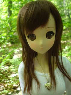 Smart Doll Ivory by Skitterfree