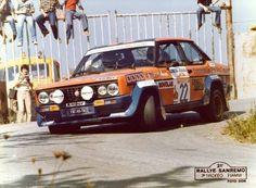 San Remo 1979 – Lorenzelli Livio – Serra Ikone Fiat 131 Abarth – oguhboss – Join in the world Sports Car Racing, Race Cars, Fiat Cars, Gilles Villeneuve, Fiat Abarth, Rally Car, Automobile, Fiat 500, Vintage Racing