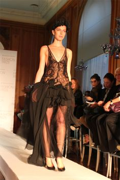 Augustin Teboul, Dorchester Collection Fashion Prize, 2012, Plaza Athenee, Fashion, Luxe, Paris