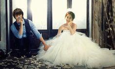 girls-generation-seohyun-cnblue-jung-yong-hwa-we-got-married-wedding-photo.jpg 600×360 pixels
