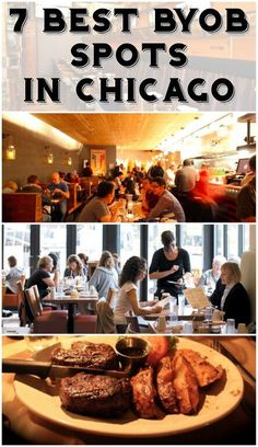 The 7 Best BYOB Spots in Chicago