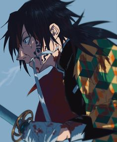 The Slayers Manga Manga Anime, Anime Demon, Anime Guys, Anime Art, Demon Slayer, Slayer Anime, 2d Character, Character Design, Fanart
