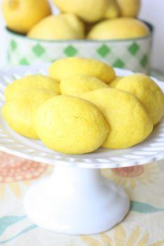 Munchkin Munchies: Lemon Cookies