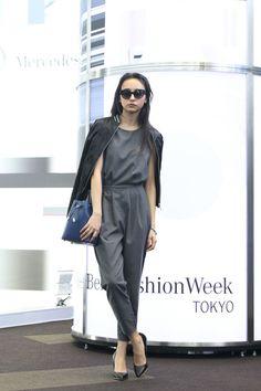 ストリートスナップ渋谷 - 石田ニコルさん