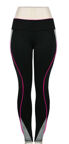 Our Black & Space Dye Ultra Sports Legging is our most popular item. Built for pure performance, the light compression technology used to create these one of a kind leggings allows for optimal circulation allowing for peak results.-Black & Neon Pink