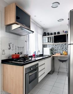 Mini cocinas llenas de grandes ideas | Decoración