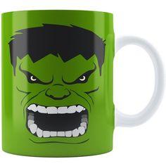 Caneca Personalizada Marvel Hulk Anime