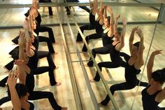 Ballet-Inspired Barre Workouts