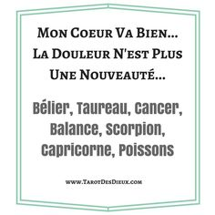 #Bélier #Taureau #Cancer #Balance #Scorpion #Capricorne #Poissons #Horoscope