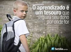 Familia.com.br | 10 maneiras de ajudar seu aluno a ter sucesso na escola e na vida Professor, Mix, Chloe, Father And Son, Schoolgirl, Learning, Reading, Activities, Factors