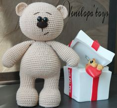 ◆❤ Welcome to VenelopaTOYS Patterns Store ❤◆ ❥ This listing is for an amigurumi pattern, not the finished toy. ❥ Crochet pattern in pdf format, and emailed to you within 24 hours of your payment! ❥ Please add your email address your order when you purchase a product. ❥ This pattern is
