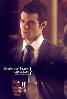 -Elijah Mikaelson-