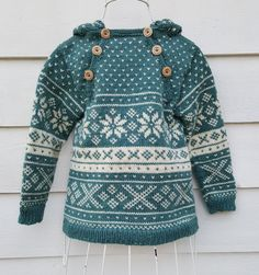 Snøhetta anorak and sweater ID: 862573 by SiSiVeAS on Etsy