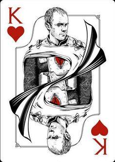King Stannis Baratheon