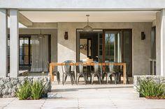 Casas Country, House Entrance, Facade House, Barbacoa, Pergola, Sweet Home, Farmhouse, Outdoor Decor, Home Decor