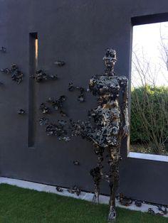 """Stunning piece of sculpture by Regardt Van Der Meulen -  """"Weathered"""" http://regardtvandermeulen.com"""