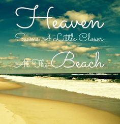 Favorite Beach Quotes | Ocean, Sea, and Beach Photographs with Sayings & Quotes - Completely ...