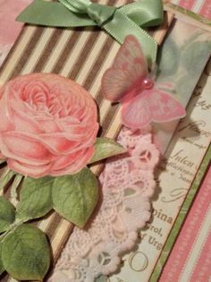 Crabtree-Creations: Vintage-style Handmade Greeting Cards using G45's Botanical Tea Collection