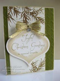 Flower Foot Designs: Heartfelt Creations - Christmas Greetings
