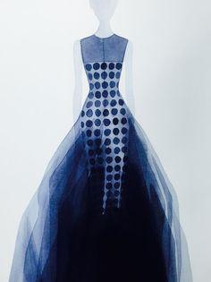 Mats Gustafson Fashion Illustration for Dior Fashion Painting, Fashion Art, New Fashion, Trendy Fashion, High Fashion, Autumn Fashion, Fashion Design, Mats Gustafson, Fashion Sketchbook
