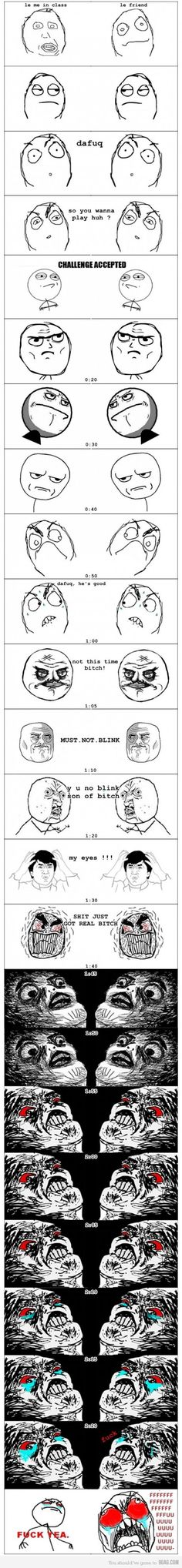 Just BLINK !