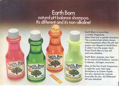 1970's Earth Born Shampoo by twitchery, via Flickr