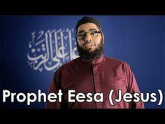 """I am the slave of Allah"" - Prophet Eesa (Stories of the Prophets) - Abdul Nasir Jangda"