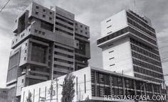 Caja Costarricense de Seguro Social. San José. Alberto Linner Díaz