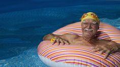 Reich in Rente: Mit der richtigen Altersvorsorge funktionierts. Quelle: Imago