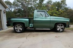 1978 chevy c10 | 1978 Chevrolet C10 Custom Deluxe In Beautiful Shape With Low Miles on ...