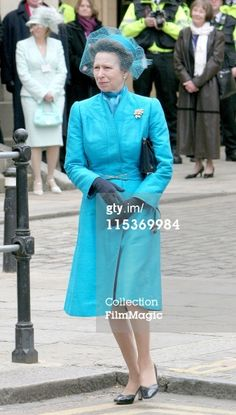 Princess Anne, 2005