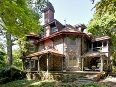 1888 Queen Anne – Merion Station, PA (Frank Furness) – $795,000 Not pristine, a little funky, and I love it!