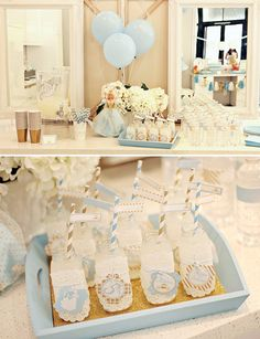 Cinderella's Modern Bibbity Bobbity Boutique {Princess Party} // Hostess with the Mostess®