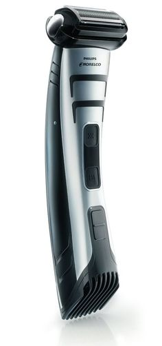 Philips Norelco All-in-One Turbo-Powered Multigroom Rechargeable Cordless Full Body Wet/Dry Trimmer & Shaver Grooming Kit Body Shaver, Hair Shaver, Best Shavers, Body Groomer, Mens Hair Clippers, Beard Straightening, Trimmer For Men, Hair Vitamins, Beard Trimming