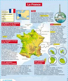 Educational IG on France 1 A Level French, Ap French, Study French, French History, Learn French, French Teaching Resources, Teaching French, France Info, French Education