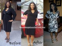 Happy Mother's Day!!! Today's weight loss success story: Proud mom LaShondra lost 106 pounds by changing her eating habits and she gives God the glory.
