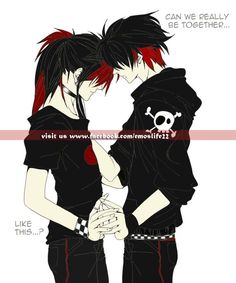 121 Best Emo Anime Images On Pinterest Anime Boys Anime Guys And