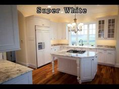 Stone Profile: Super White Quartzite | Granite Grannies