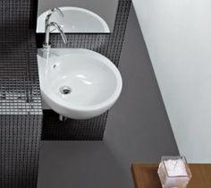 keramag xeno² handwaschbecken weiß, mit 1 hahnloch, ohne Überlauf, Hause ideen