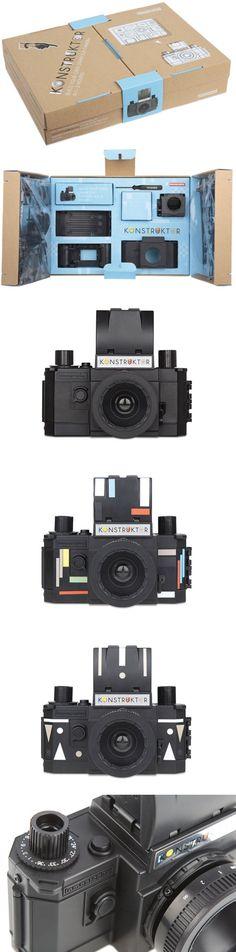 Konstruktor DIY cameras