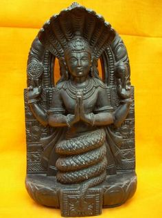 Patanjali Yoga Stone Sculpture by indiatrendzs Handmade Furniture, Vintage Furniture, Rustic Style, Rustic Decor, Patanjali Yoga, Spiritual Images, India Design, Stone Statues, Stone Sculpture