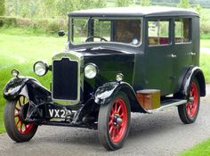 1929 Rover Riviera Saloon by Weymann Vintage Cars, Antique Cars, Classic Cars British, Motor Car, Tractor, Automobile, Trucks, Vehicles, Father