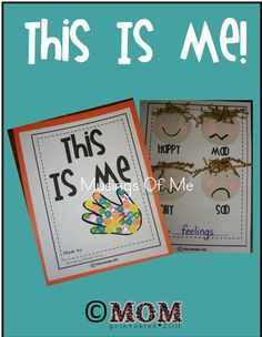 all about me theme for preschoolers | ... and all about me or i am special unit my new book this is me would be