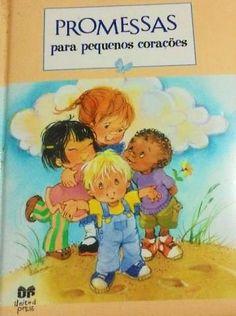 Apresente à criança que você ama as maravilhosas promessas de DEUS! O livro apresenta promessas bíblicas para pais e filhos trazerem no coração e ainda uma série de orações de agradecimento. Uma encadernação diferenciada e páginas ilustradas e coloridas.  COMPRE AQUI:   http://produto.mercadolivre.com.br/MLB-831111314-livro-promessas-para-pequenos-coracoes-_JM