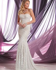 Wearing this to announce the Bridal Fashion Show at the North State Bridal Show Case SUn. Feb 18, 2017 Anderson, CA.  This dress looks NOTHING like it does on with all your feminine curves...try this one on!. Stunning. This DaVinci Bridal gown is ALL about the lace! Just BEAUTIFUL