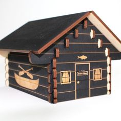 LAST CHANCE TODAY TIL MIDNIGHT The Best of #BRIKA is having a SALE! A Huge Sale! #HappyNewYear This is the #kids section of the online shop! Visit NOW! #brika #brikamakers #supporthandmade #handmade #art #kidsart #kidsartspaces Log Cabin 3D Puzzle