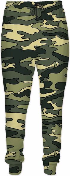 Skinny Fit Camo Joggers - Green Antioch Cheap Sale For Nice Buy Cheap Good Selling Sale Get Authentic hDLBKOI7