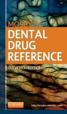 : Ideal for chairside use by the entire dental team, Mosby's Dental Drug Reference, 11th Edition, provides the current, concise, dental-specific drug information you need at the point of care.