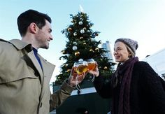Carlsberg and Christmas - a match made in heaven!