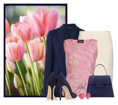 Tulips by dgia on Polyvore featuring Boutique Moschino, Theory, Diane Von Furstenberg, Gianvito Rossi and Kim Rogers